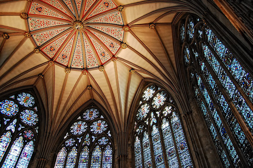 Chapter House Ceiling & Windows | by tj.blackwell