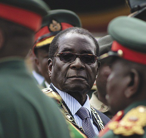 Robert Mugabe | by a-birdie