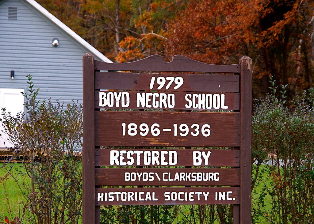 Image result for boyds negro school