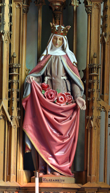 St Elizabeth Of Hungary November 17 Is The Memorial Of