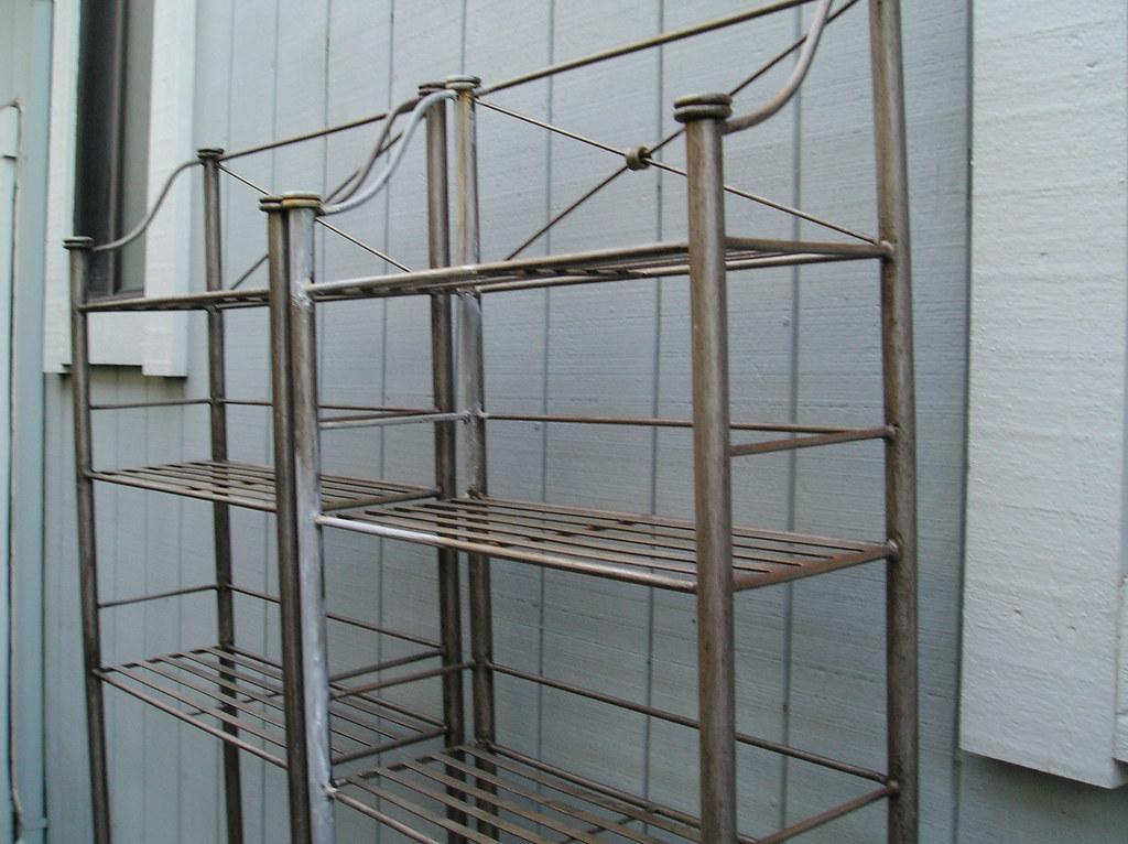 over the toilet etagere bronze images. Black Bedroom Furniture Sets. Home Design Ideas