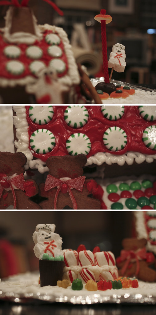 Gingerbread House Decorating Ideas Office