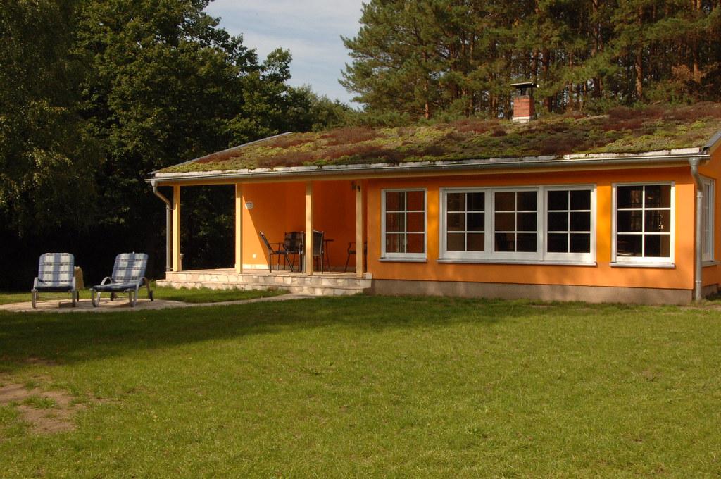 Ferienhaus Deluxe Mecklenburgische Seenplatte