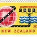 New Zealand postage stamp: cable