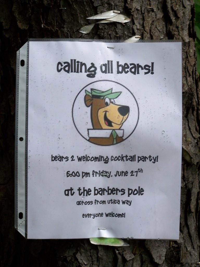 Hillside bears gay