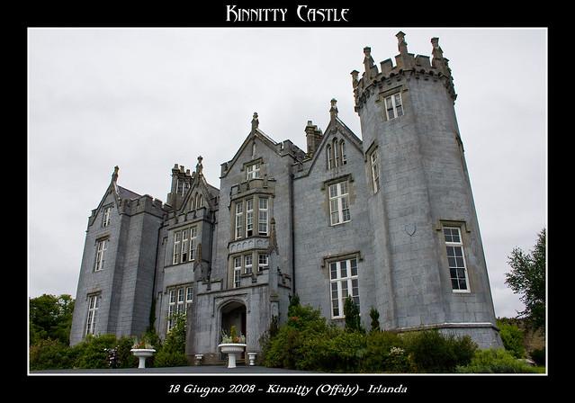 Kinnitty castle celebrity wedding dresses