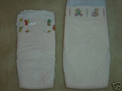 HUGGIES Little Movers Slip-On Diaper Pants, Size 6, Count. 7, $ ($ /Count).