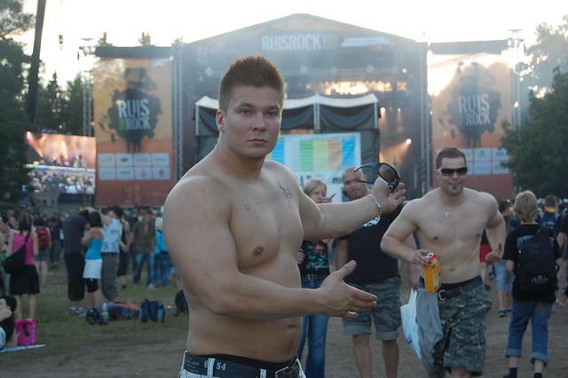 Finnish guys