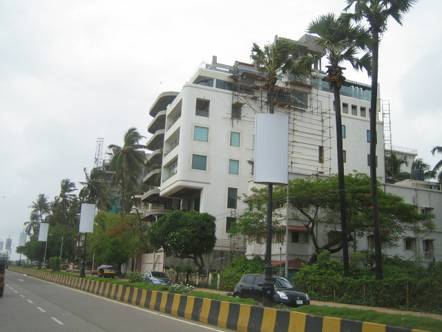 Abhishek Bachchans New House On Carter Road Bandra Flickr