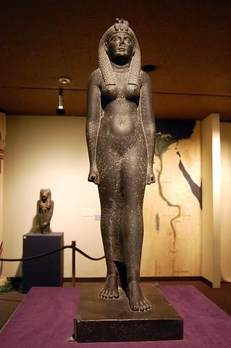 Socha Kleopatry VII.