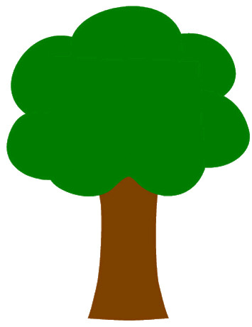 tree clipart_simple sketch op 12 cm | This clipart drawing ...