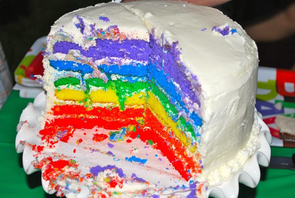 Dippin Dots Birthday Cake Carbs