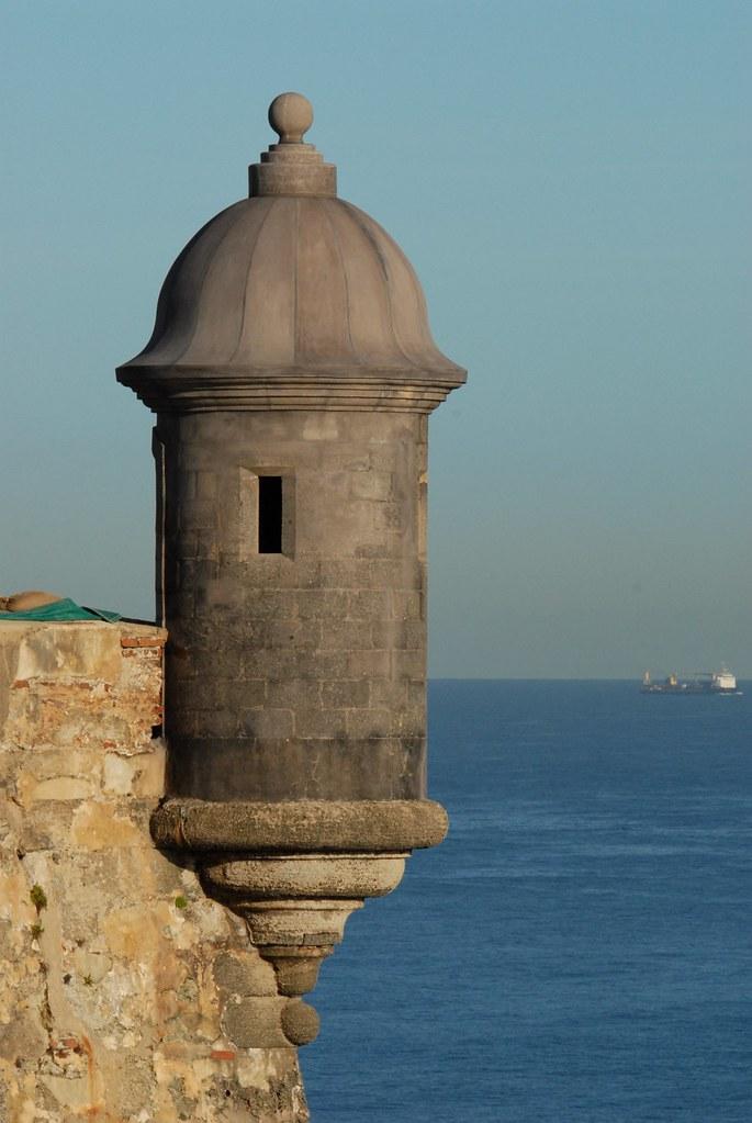 East Side Garita (Sentry Box) at El Morro  A beautiful Sent…  Flickr
