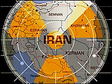 Iran Map | by visionshare