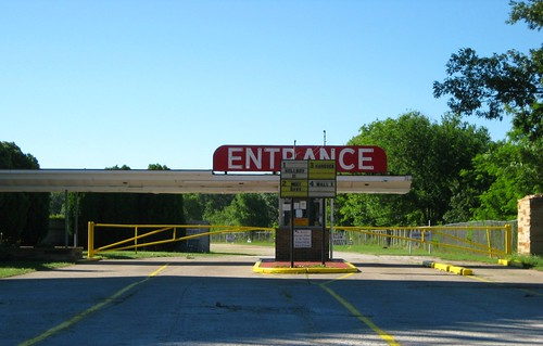 Drive-In Entrance | by Eridony