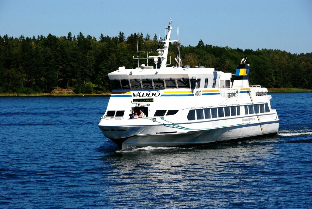 Island Ferry Pass A Grille