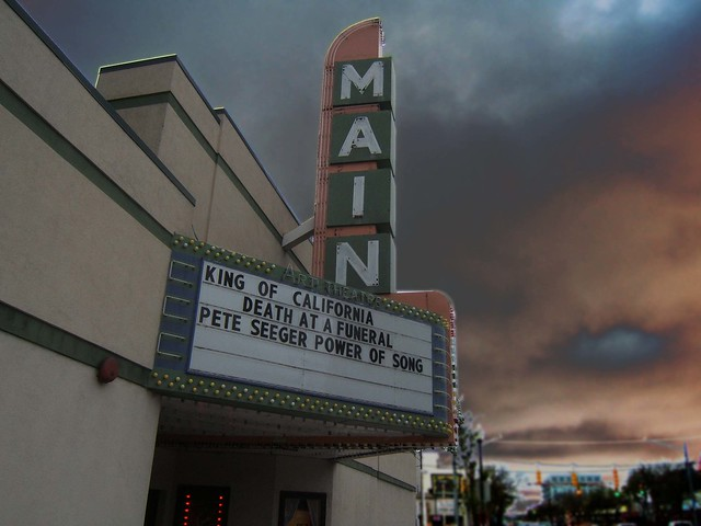 Main Art Theater In Downtown Royal Oak Located On Main Str Flickr Photo Sharing