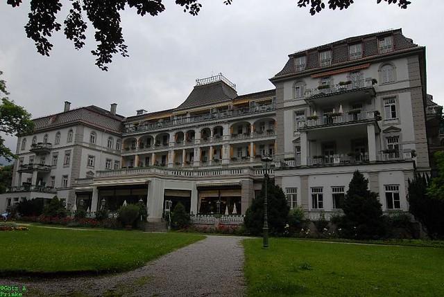 Axelmannstein Hotel In Bad Reichenhall