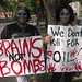 Zombie Protesters at the RNC