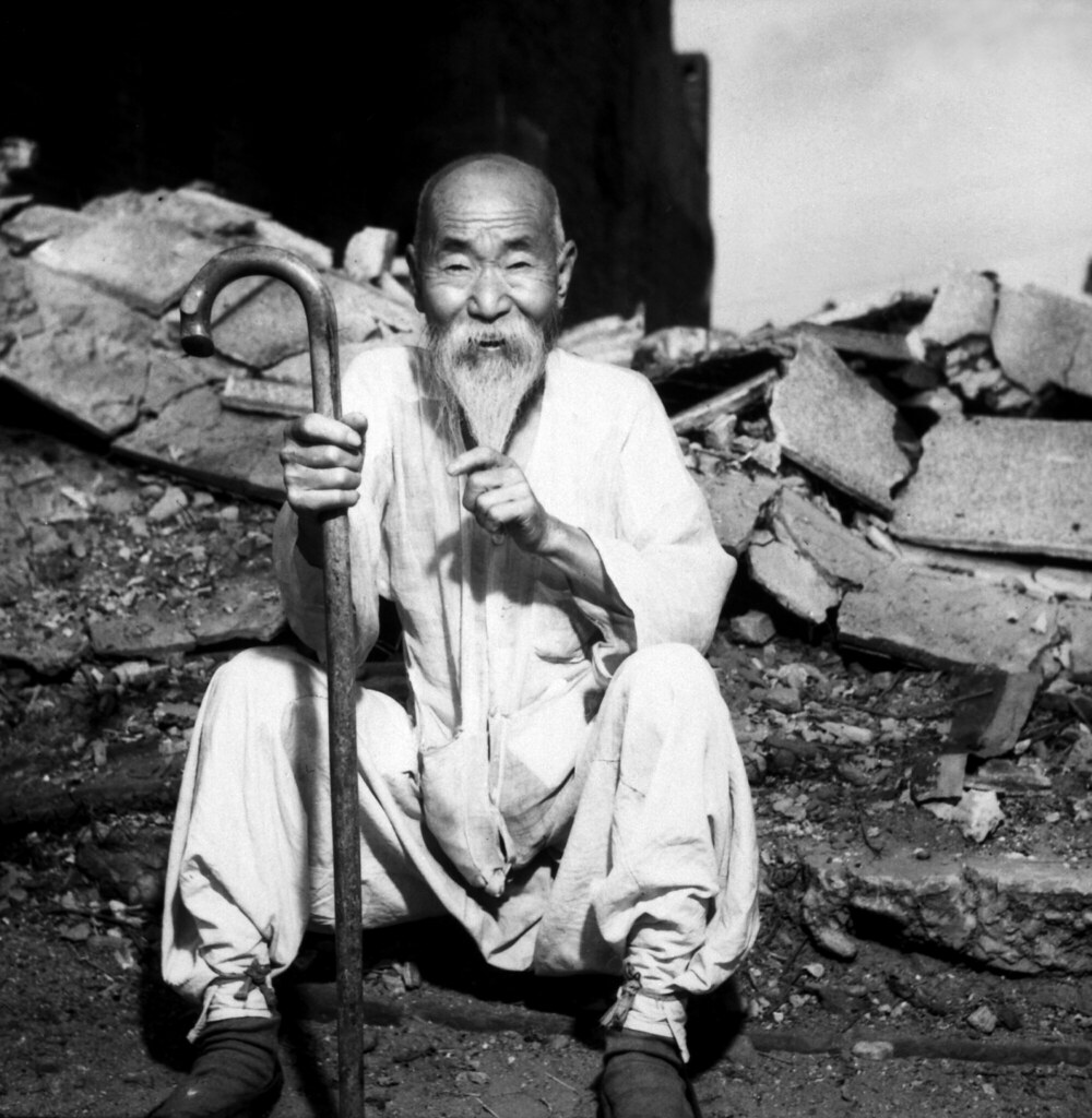 old man korean
