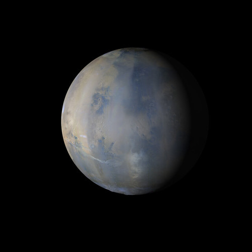 Dust Bowl   The latest weather report from Mars includes ...