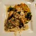 Chicken Dijonaise with Saffron Risoto