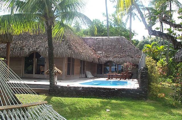 Bungalows Bora Bora Tahiti | Bungalows en el hotel Bora ...