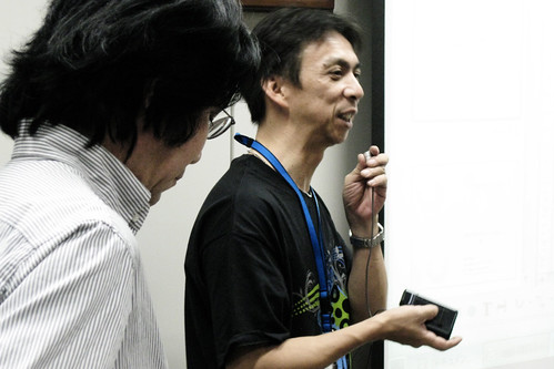 OpenSolaris 2008.11 Launch Tokyo | by jimgris