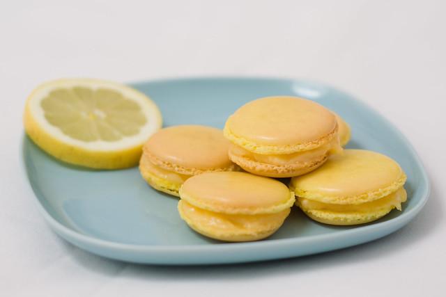 Wedding Cake Citron Framboise