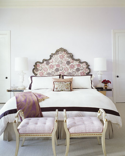 jay jeffers lilac bedroom | by coco+kelley