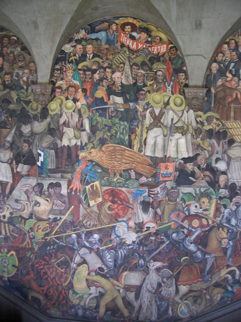 Flickr photo sharing for Diego rivera mural palacio nacional
