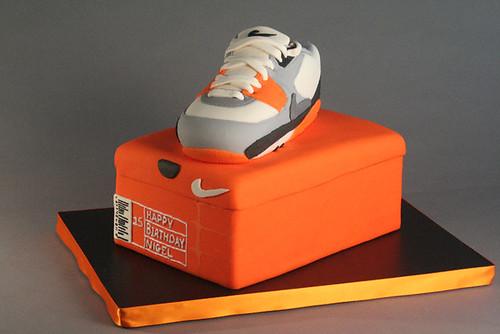 Nike Cake Penny Stankiewicz Flickr