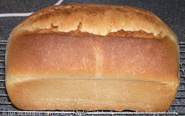 wit brood recept