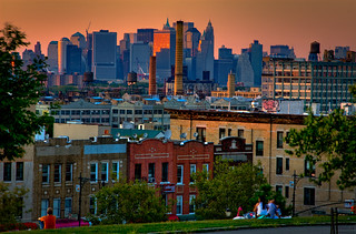 Sunset Park, Brooklyn | by Barry Yanowitz