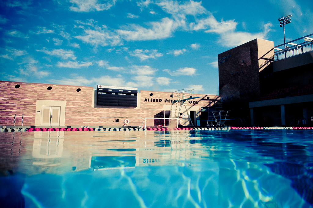 Chapman University Swimming Pool Here 39 S Something More B Flickr