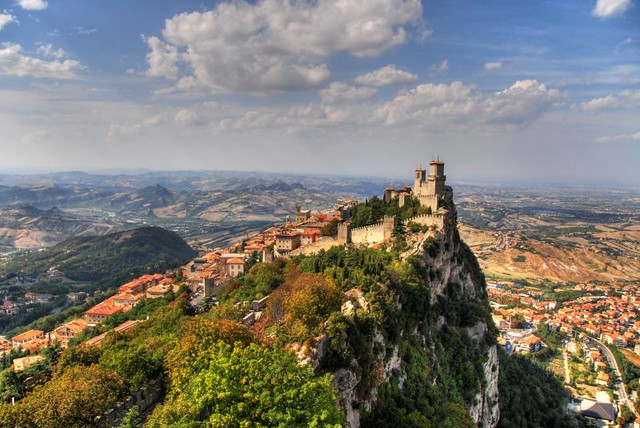 Republic on the rocks san marino the spectacular view to flickr - Mobilifici san marino ...