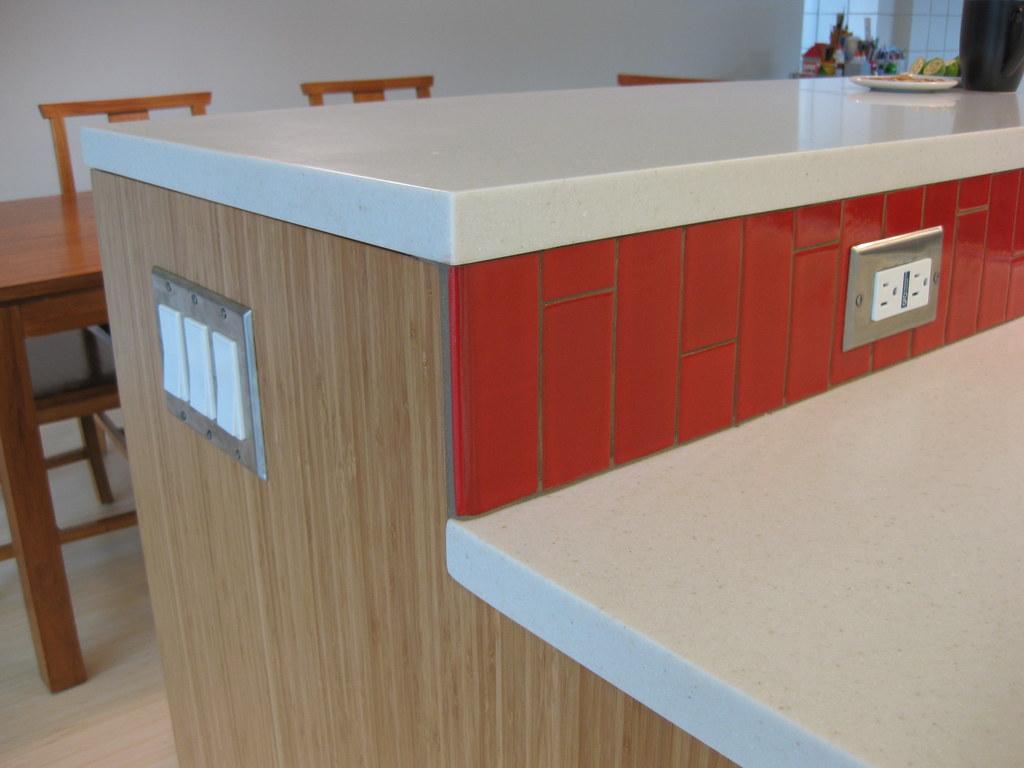 Tile Kitchen Countertop Images