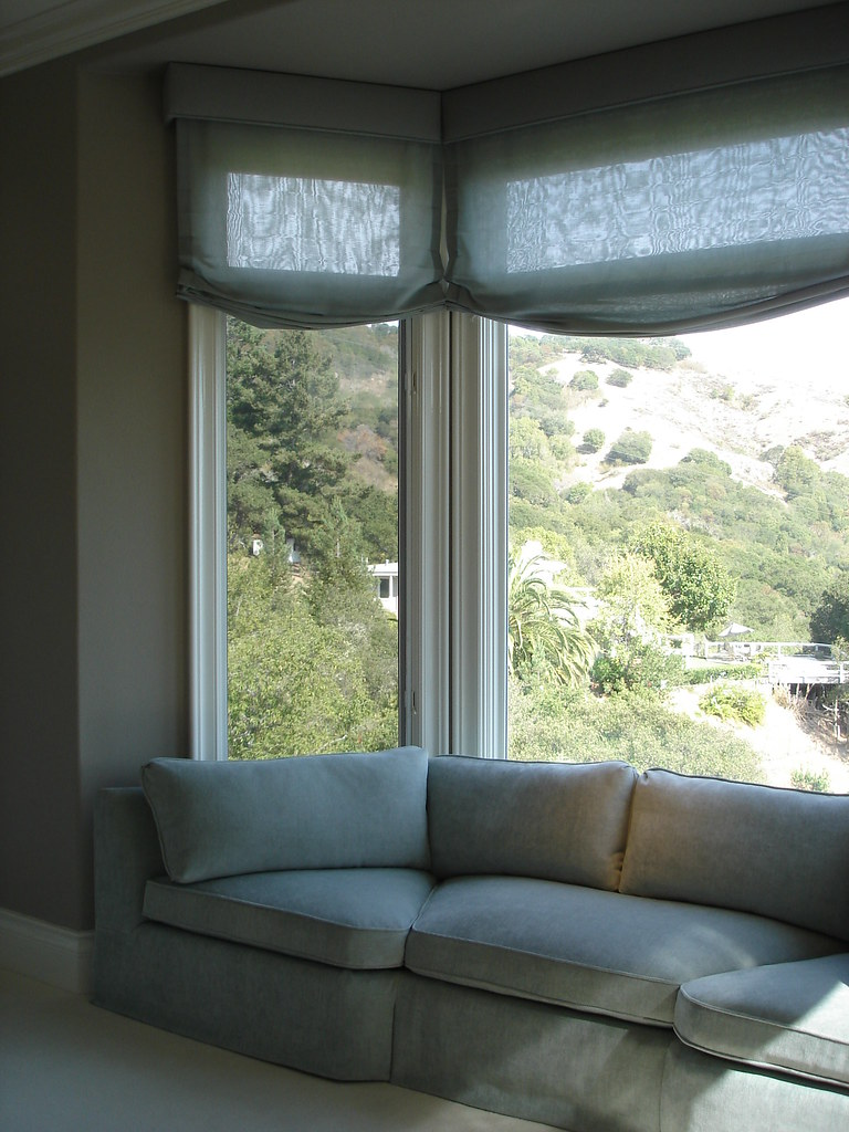 Bay Window Sofa Reupholstered And New Custom Sofas Section
