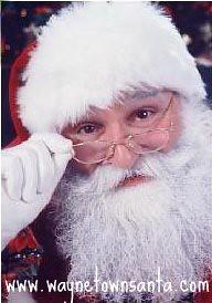 Wayne Town Santa 1 Santa Has Moved From The Old Wayne