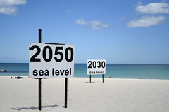 Rising sea levels | by go_greener_oz