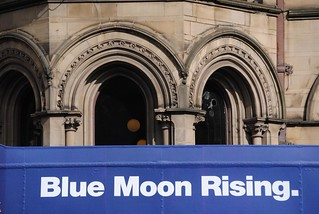 The Blue Moon is rising | by zawtowers