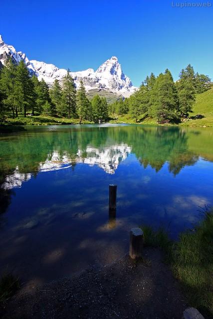 lago blu cervinia flickr photo sharing