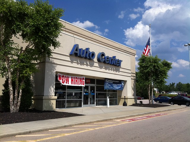 Carolina Mall Sears Auto Center Concord NC Flickr Photo Sharing