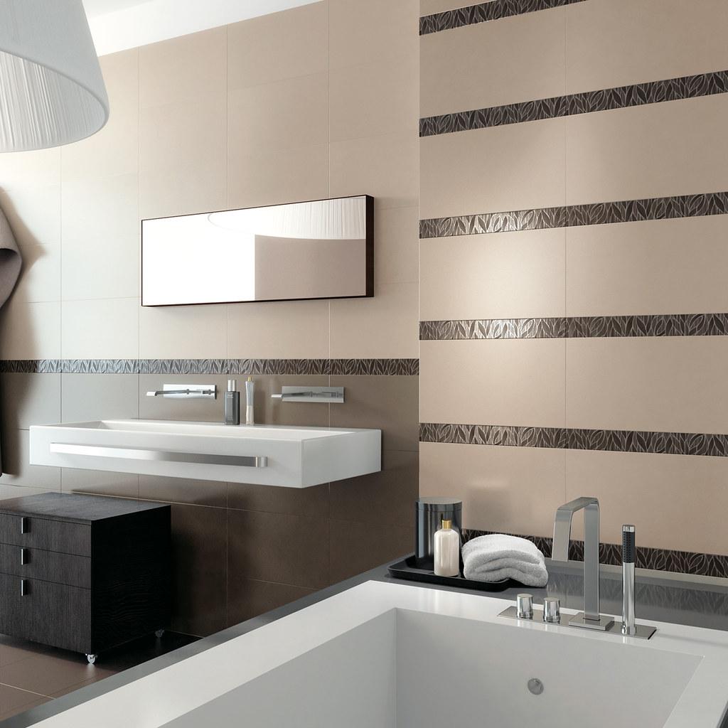 carrelage salle de bain esprit dakar rabat novoceram flickr. Black Bedroom Furniture Sets. Home Design Ideas