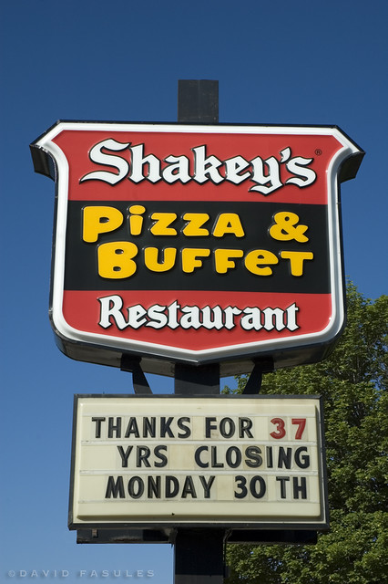 Shakeys Pizza West Allis Wi 3 After 37 Years The Sha Flickr