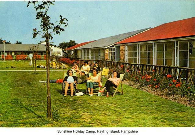 Sunshine Holiday Camp Hayling Island