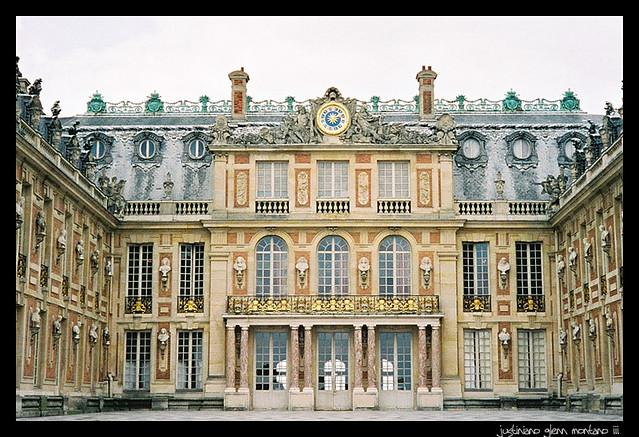 Versailles Paris Inside Versailles Paris France