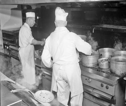 Restaurant Cooks And Kitchen Workers