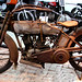 Antique Harley Davidson