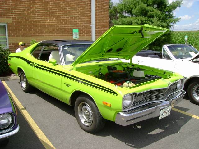 1975 Dodge Dart Sport Yes It Looks Like A 73 But The